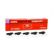 Dentus M2 Agfa Comfort Película Radiográfica 3x4cm 150uds
