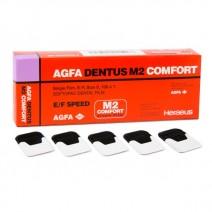 Dentus M2 Agfa Comfort Película Radiográfica 2x3cm 100uds