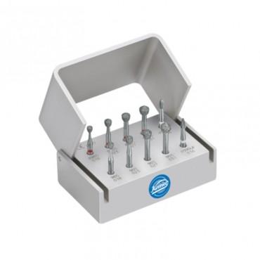 Kit Fresero para Obturaciones de Composite 10 instrumentos