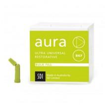 Aura Bulk Fill Composite Posterior Reposición 20 Cápsulas 0,25g.