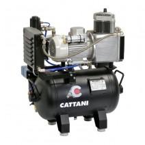 AC100 Compresor de Aire Seco 30L con Secador de Aire