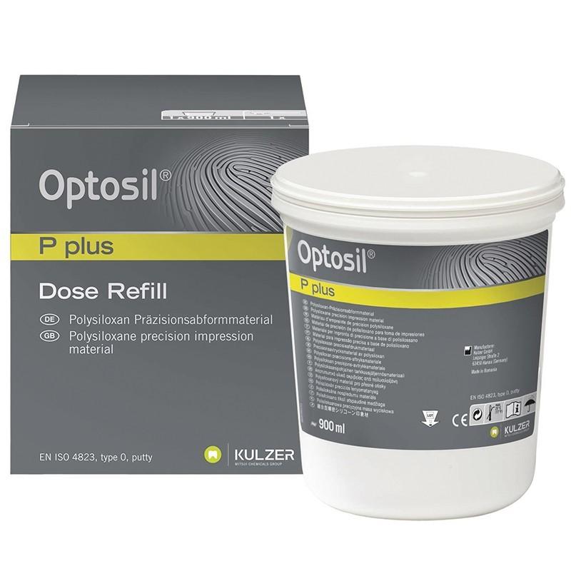 Optosil p plus silicona c bote masilla 900ml de kulzer - Masilla de silicona ...