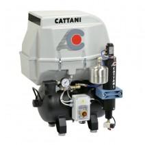 AC100Q Compresor de 30L con Secador de Aire e Insonorización