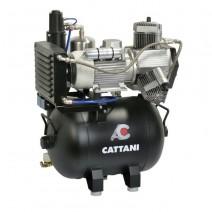 AC300 Compresor 3 Cilindros con Secador de Aire 45L