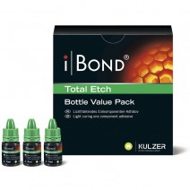 iBond Total Etch Adhesivo Botella 3x4ml.