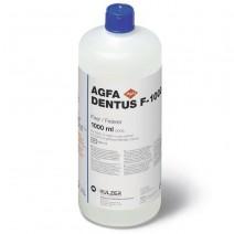 Dentus F 1000 Fijador Agfa Líquido para Radiografías Botella 1L.