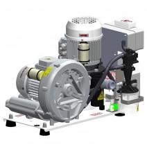 Turbo Jet 1 Modular Aspiración con Separador de Amalgama
