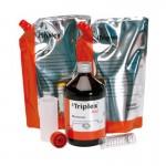SR Triplex Hot Kit Material Termopolimerizable 1kg + 500ml.