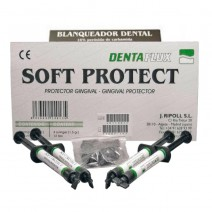 Protector Gingival Soft Protect 4 Jeringas 1,5gr.