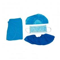 Set Auxiliar Protección Cirugía Estéril 5 Piezas