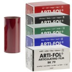 Folios de Articulación Arti-Fol Ultradelgados Unilateral Ancho de 75mm