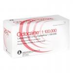 Octocaine 1:100.000 Caja 50u