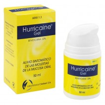 Hurricaine Gel Anestésico Bucal 50ml