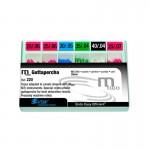 Gutapercha MTWO Conicidad .04 - 28mm Caja 60 unidades