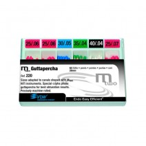 Gutapercha MTWO Conicidad .05 nº30 - 28mm Caja 60 unidades