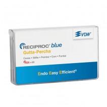 Gutapercha Reciproc Blue 60 uds.