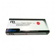 MTWO Puntas de papel Conicidad .05 n. 30 29mm Caja 144uds.
