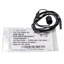 Cable Porta Clip Labial Gold 1 unidad
