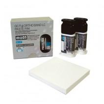 Fuji Ortho Band LC Cemento Ortodoncia Paste Pak Reposición 2 Cartuchos 13,3gr.