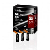 G-aenial Composite Posterior Unitip Promo Pack 4x20uds