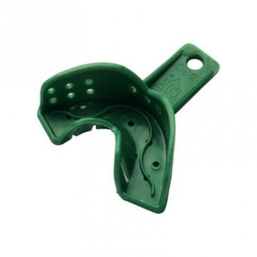 Cubetas Coe Impresión Dental Inferior Desechables 72uds