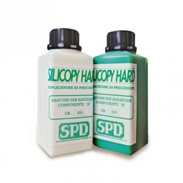 Silicopy Silicona para Duplicados Laboratorio A+B 500g+500