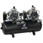 Compresor CAD CAM AC 610 para Fresadora Depósito 150 litros