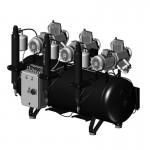 Compresor CAD CAM AC 910 para Fresadora Depósito 300 litros