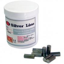 Aleación Cromo-Cobalto para Esqueléticos 1kg Silver Line