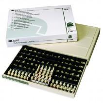 Coronas de Policarbonato Kit de Introducción 3M ESPE