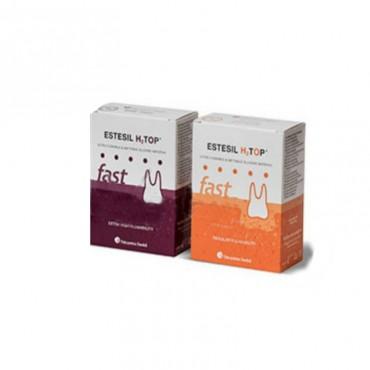 Estesil H2TOP Material de Impresión Body Fast A-B Kit 2x50ml.