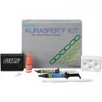 Kurasper F Kit Adhesivo Brackets Jeringas 2ml + 2ml.