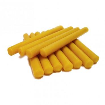 Cera de Pegar Amarilla Barra 12 unidades