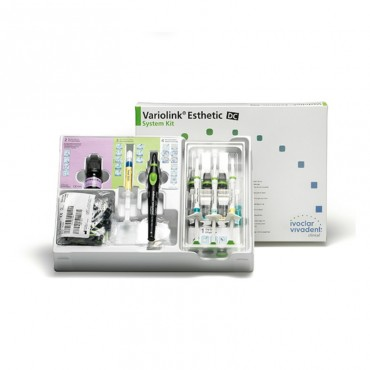 Variolink Esthetic DC Cemento System Kit e.Max Automix