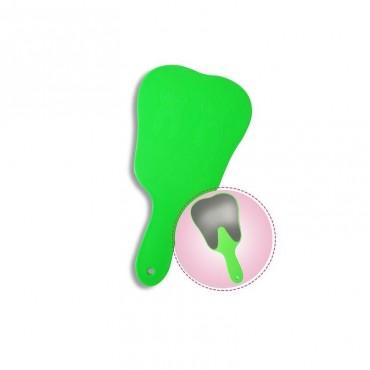 Espejo Dental Molar de Mano Liso 1 unidad