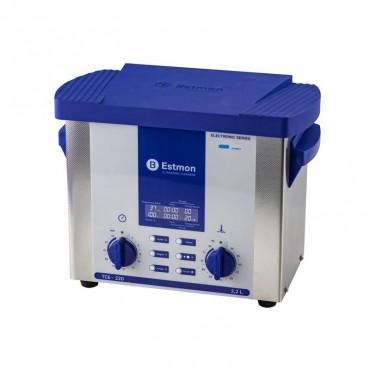 Cuba de Ultrasonidos TCE Electronic de 2,2 L a 15L.