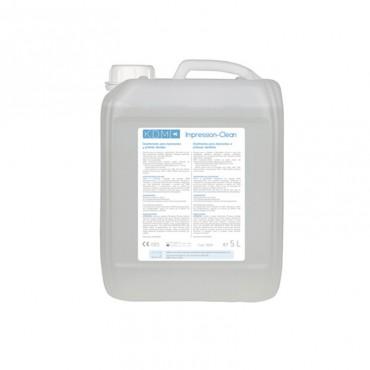 Impression Clean Desinfectante para Impresiones 5 Litros