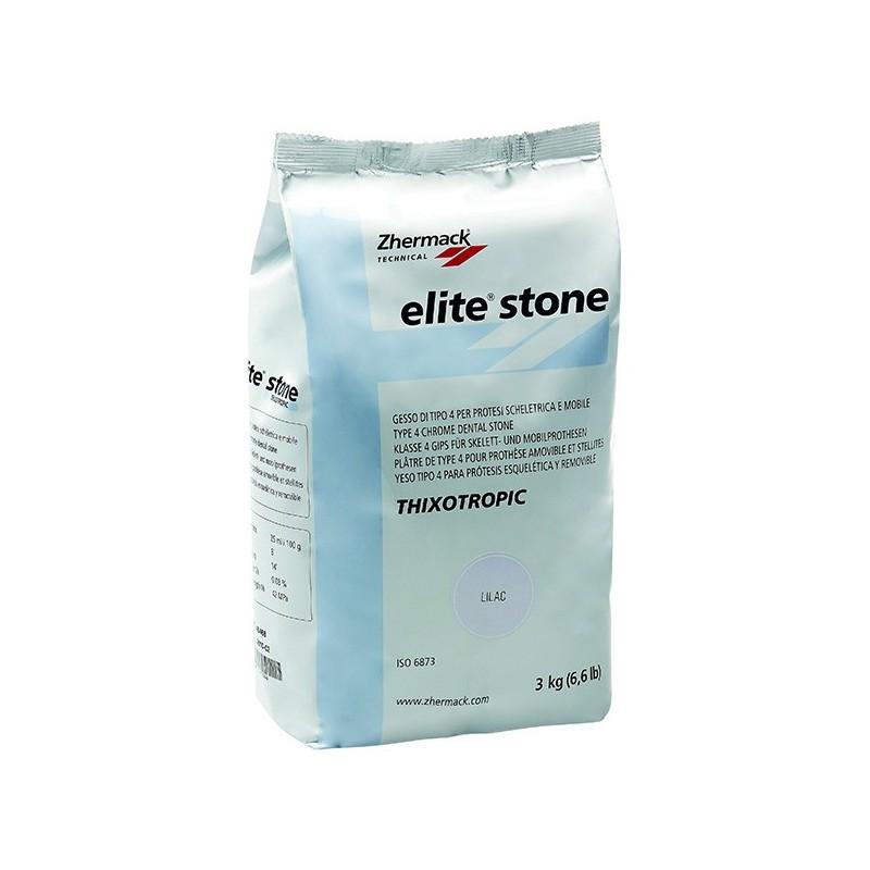 Elite stone clase iv yeso de 3kg zhermack - Precio saco yeso ...