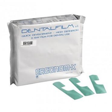 Dental Film Ergonom X Placas Autorrevelables 50u