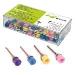 Cepillos Profilaxis Nylon Colores 100uds