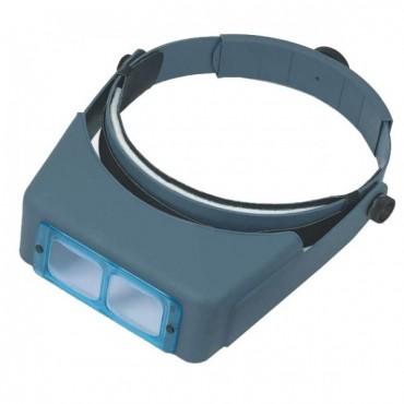 Lupa Binocular Optivisor en Distintos Aumentos