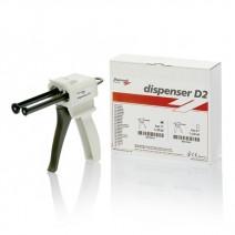 Pistola Dispensadora para D2 Elite de Zhermack