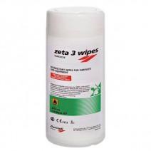 Zeta 3, Toallitas Desinfección Total Bote 120uds.