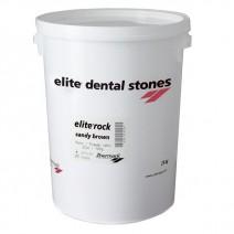 Elite Rock Yeso Implantología Clase IV 25kg de Zhermack
