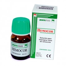 Hemocor Sulfato Férrico 15% 20ml.