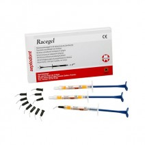 Racegel Gel Gingival Termo-gelificable 3 Jeringas 1,4g