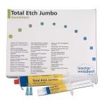 Total Etch Jumbo, Ácido Ortofosfórico al 37% Jeringa 30g + Acc.