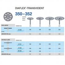 H352-190 Disco Diamantado para Pieza de Mano