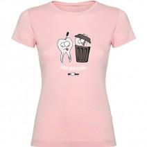 Camiseta para Dentista - Endo Fracasada Chica