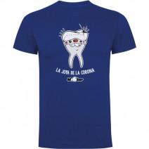 Camiseta para Dentista - Joya de la Corona Chico